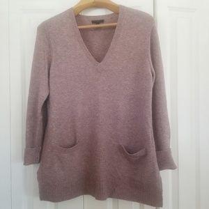 J. CREW Merino blend Sweater. Tunic sweater M